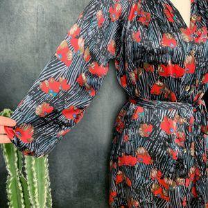 Tucker Dresses - Tucker The Classic Silk Knee Length Dress M